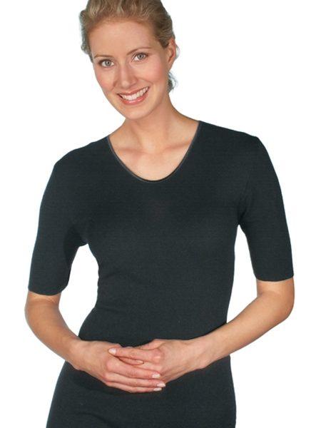 Dames hemd 2371 korte mouwen