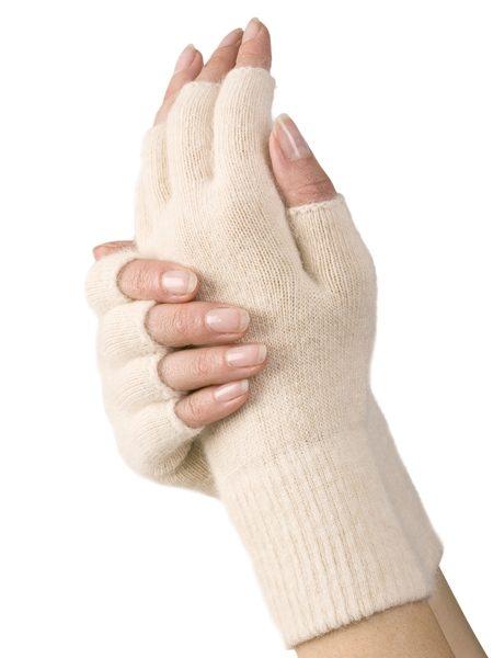 Handschoen halve vingers 373