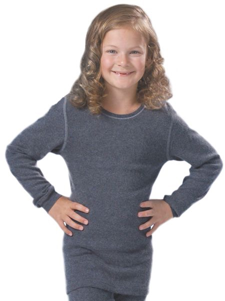 Kinder hemd 6083 lange mouw